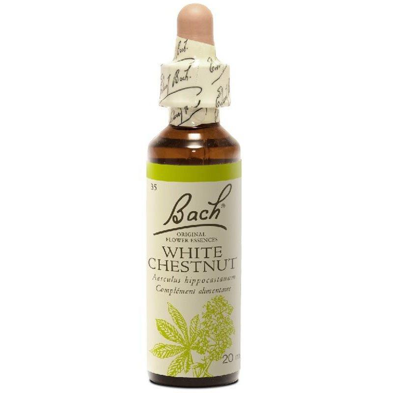 Bach Original Flower Remedy White Chestnut