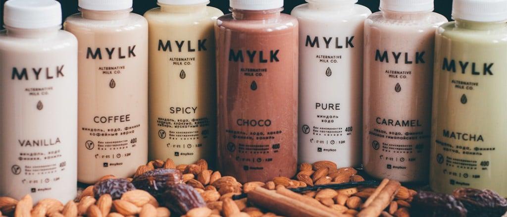 Нелли Халваши о бизнесе на миндальном молоке