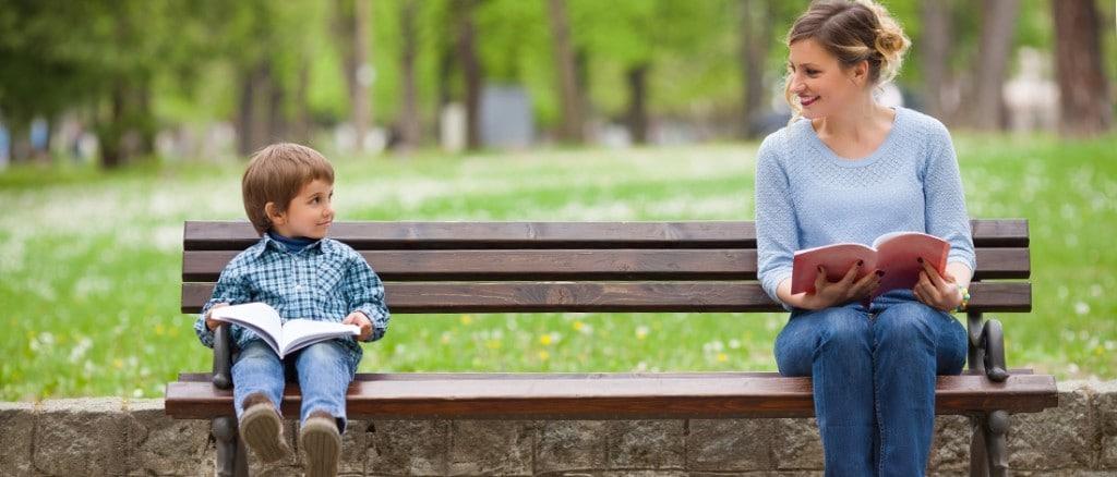 22 волшебных вопроса о маме
