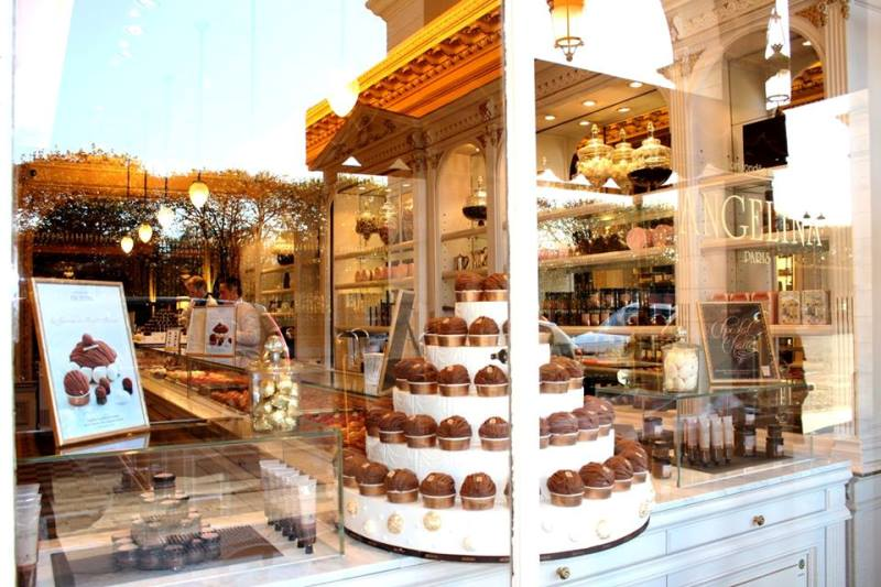 [cml_media_alt id='11138']Кондитерская Carette Macarons, Париж[/cml_media_alt]