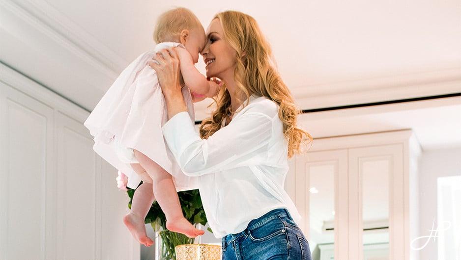 Мама знает: как вернуться в форму после родов