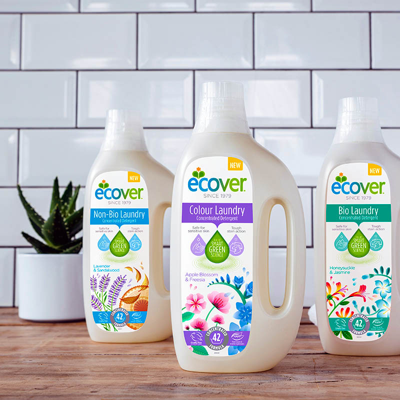 Натуральная бытовая химия Ecover