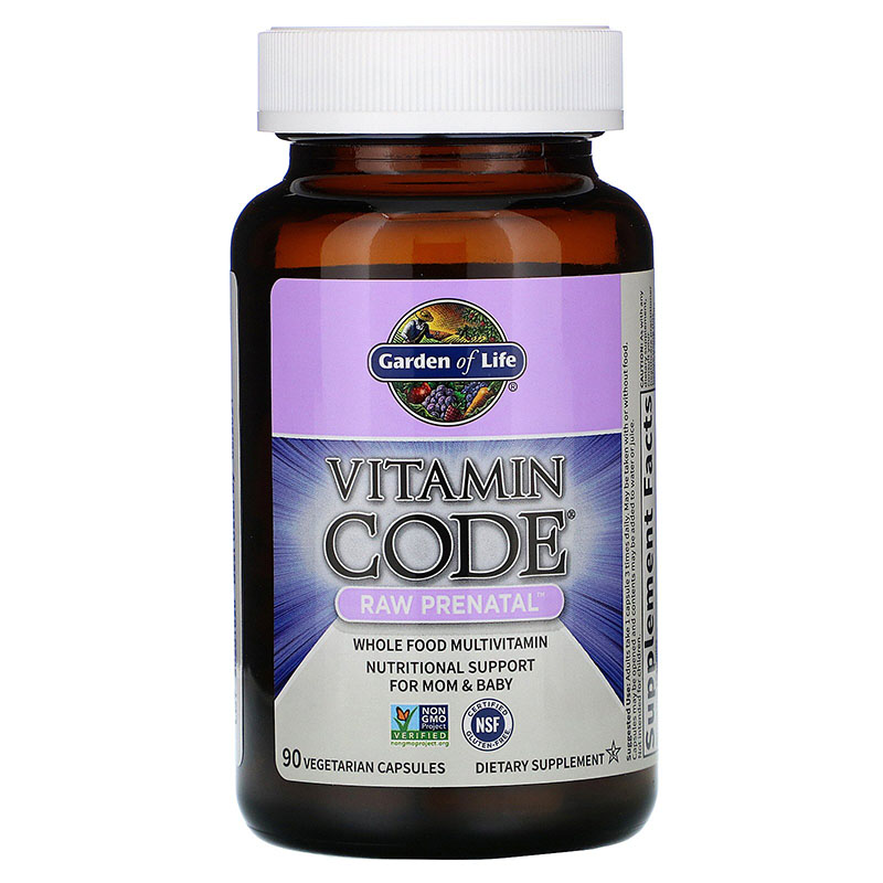 Garden of Life, Vitamin Code