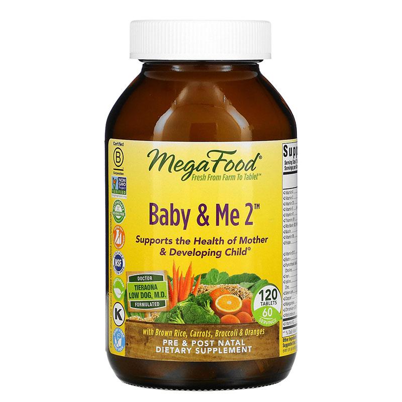 MegaFood, Baby & Me