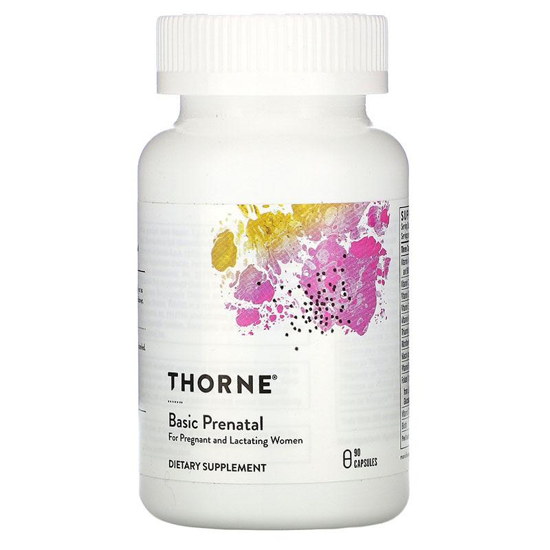 Thorne Research, Basic Prenatal