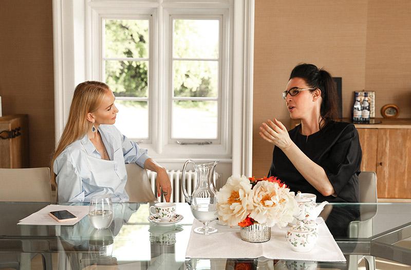 Татьяна Корсакова интервью Orveda Сью Наби