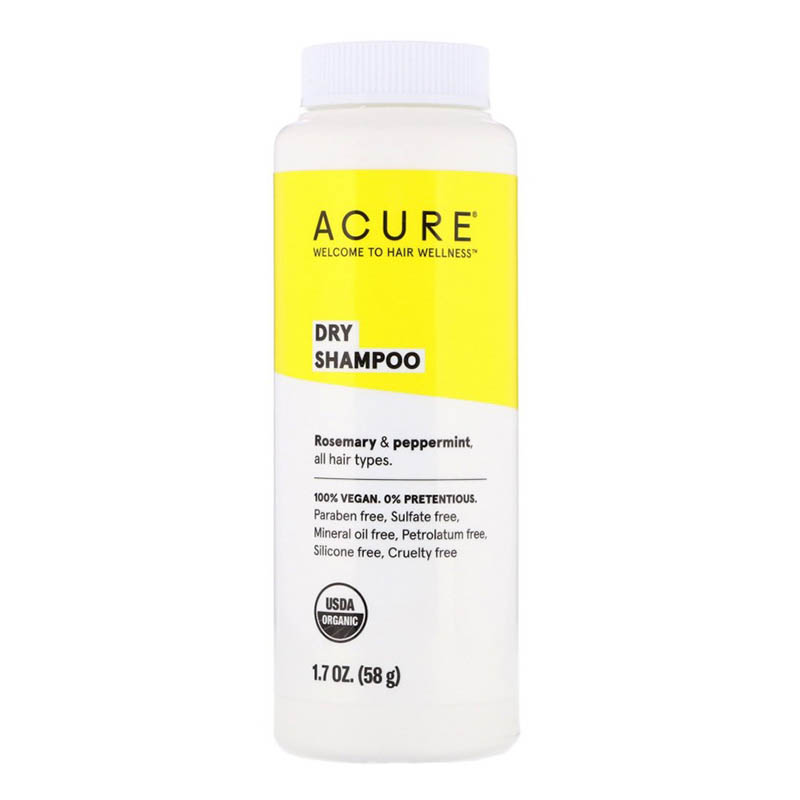 сухой шампунь Acure Dry Shampoo