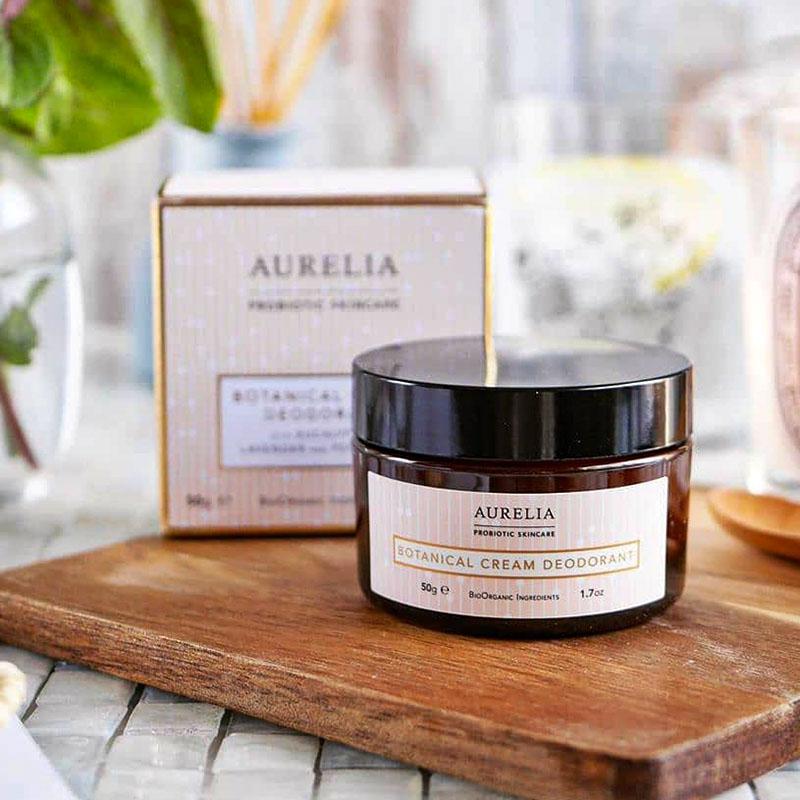 дезодорант Aurelia Botanical Cream Deodorant