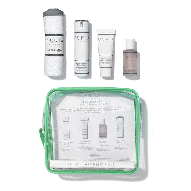 Oskia Fresh Start Essentials Set