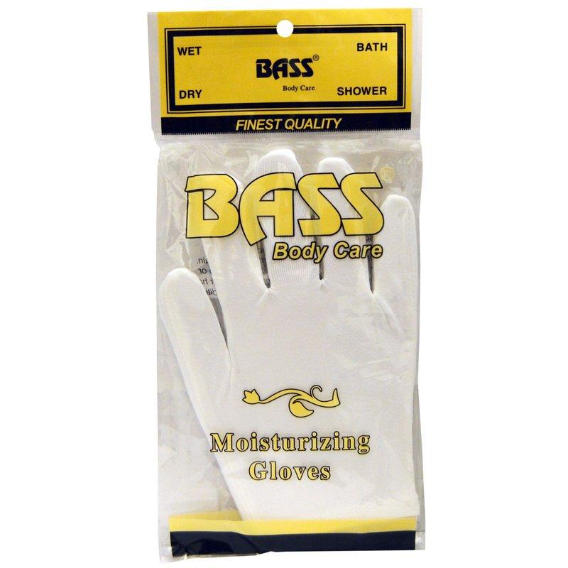 Bass Brushes Moisturizing Gloves