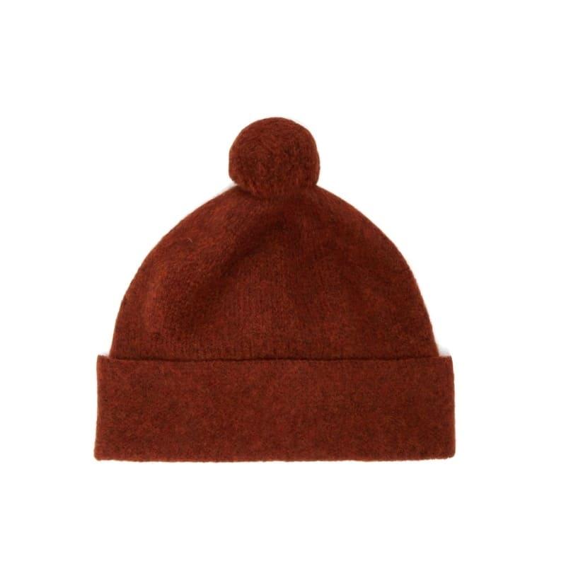 MHL BY MARGARET HOWELL Shetland-wool felt beanie hat