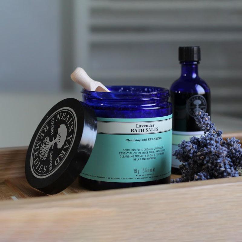 Neals Yard Lavender Bath Salts
