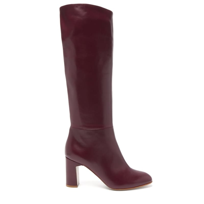 RUPERT SANDERSON Au Revoir slouchy leather boots