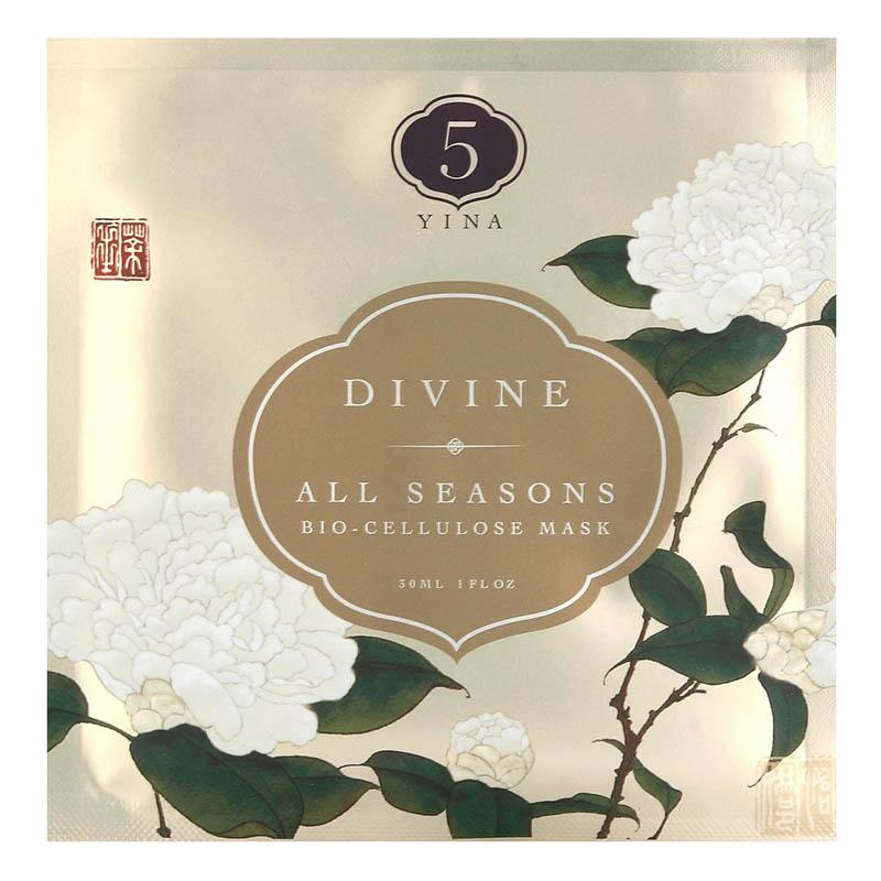 5YINA Divine All Seasons Biocellulose Sheet Mask