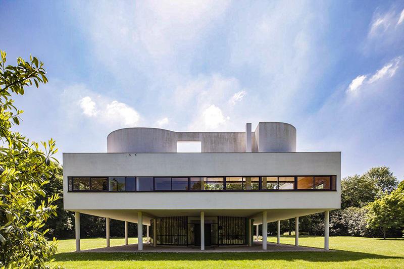 Le Corbusier Villa Savoye Poissy
