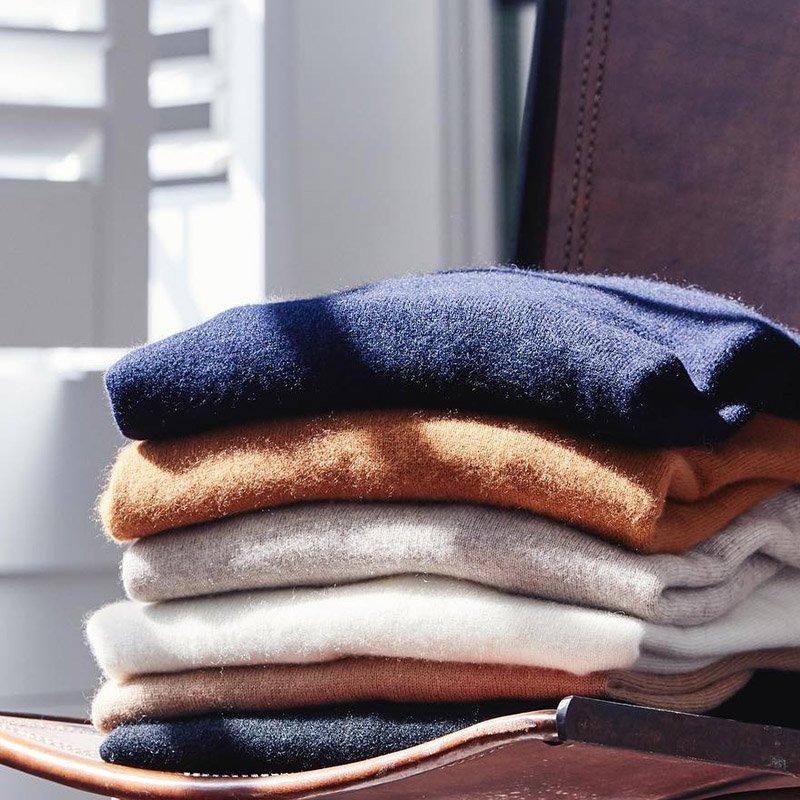Тепло и уютно: кашемировые свитеры от доступных до роскошных