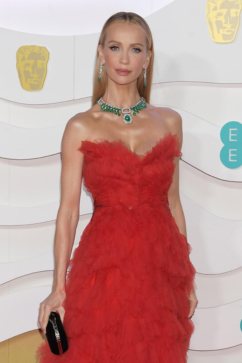 Tatiana Korsakova BAFTA 2020