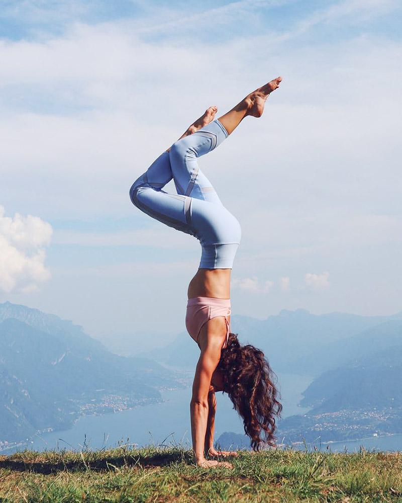 Yoga and brain