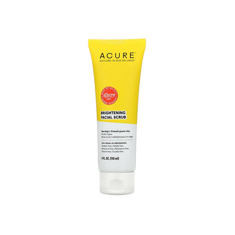 Acure Scrub