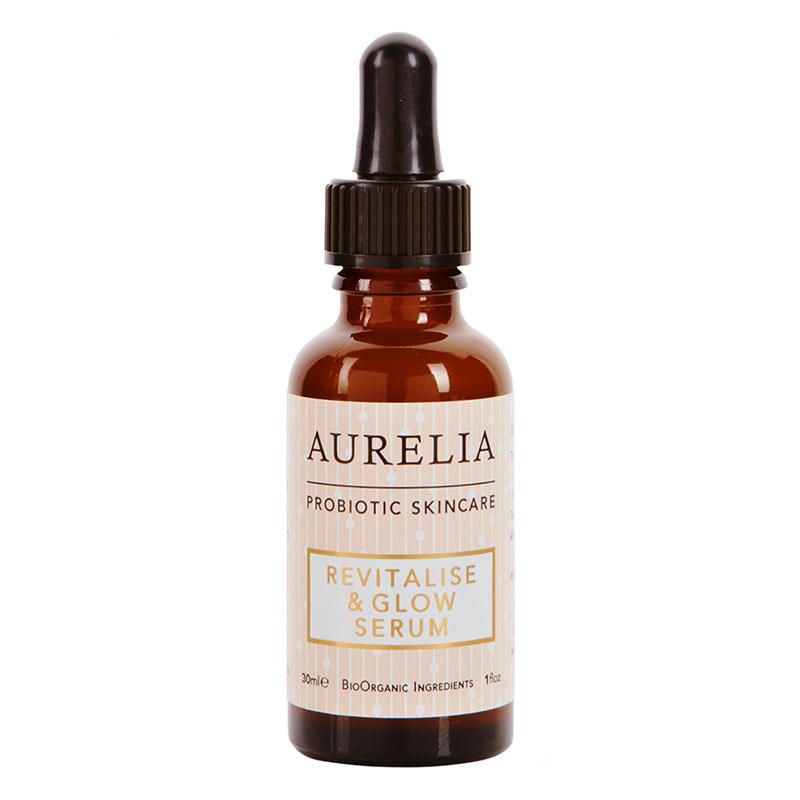 Aurelia Probiotic Skincare's Revitalise & Glow Serum