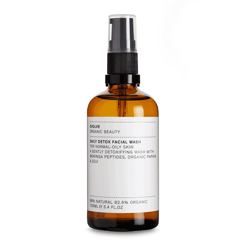 Evolve Daily Detox Face Wash