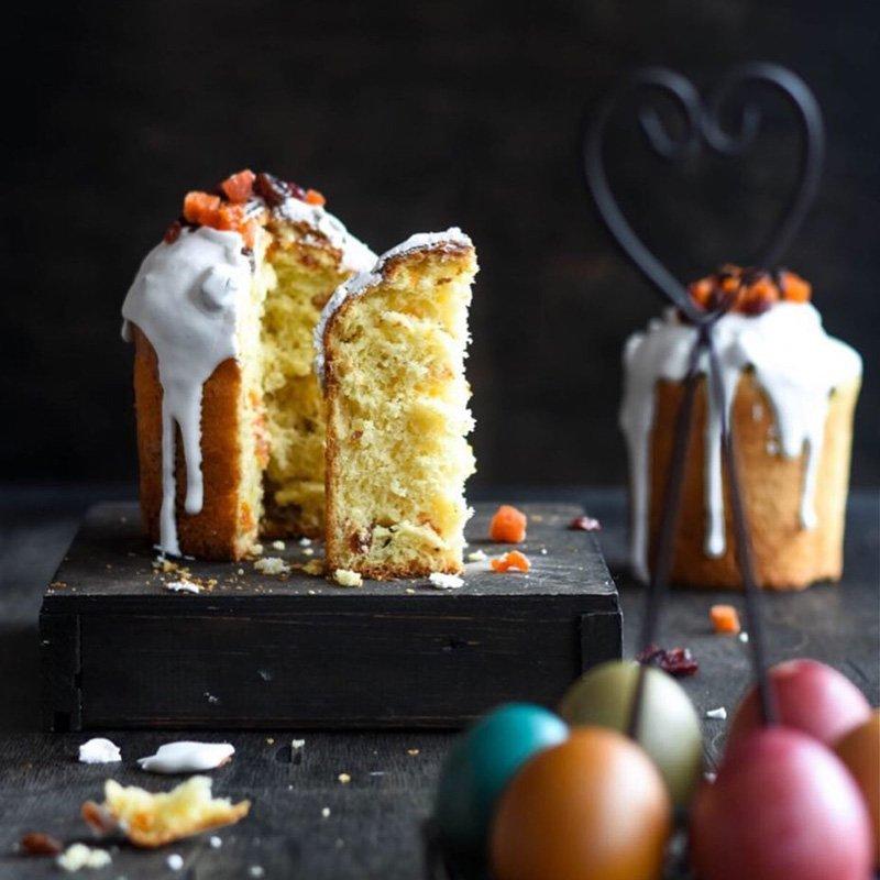 Paska Easter Kulich