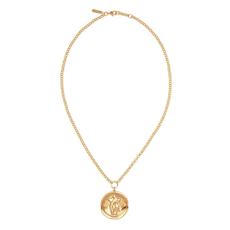 CHLOÉ Emoji necklace