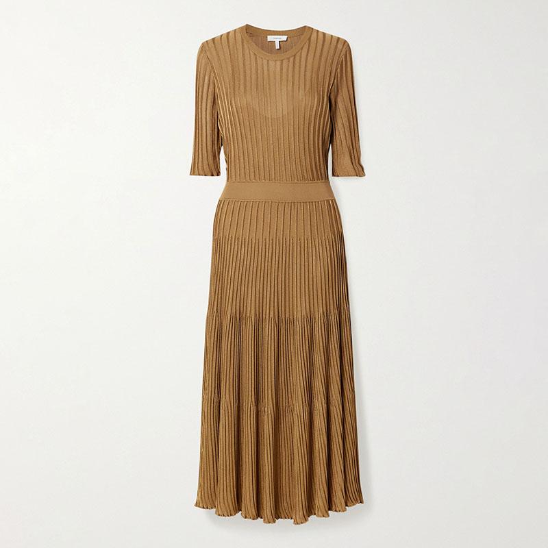 Трикотажное платье CASASOLA