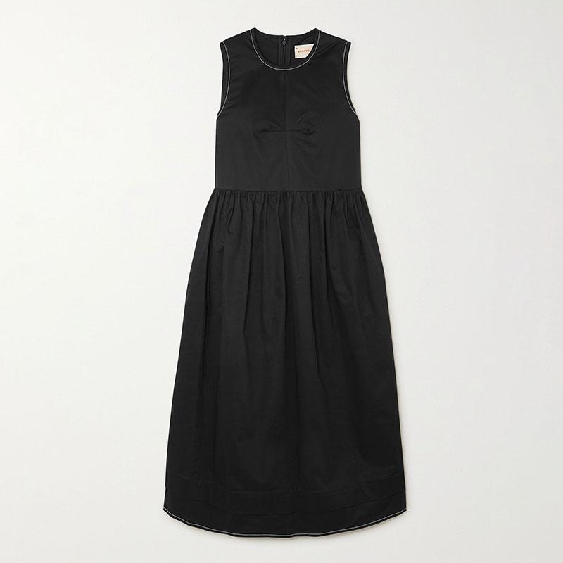 Объёмное платье &DAUGHTER