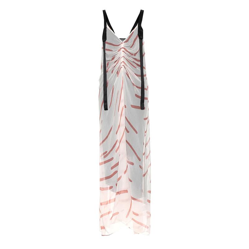Платье-комбинация LEE MATHEWS