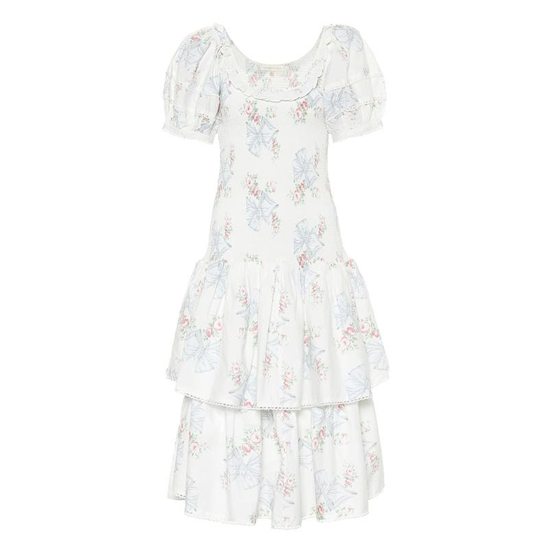 Платье LOVESHACKFANCY