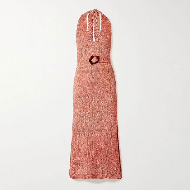 Трикотажное платье NICHOLAS