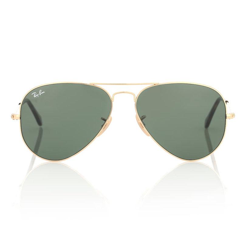 Солнцезащитные очки RAY-BAN RB3025 aviator sunglasses