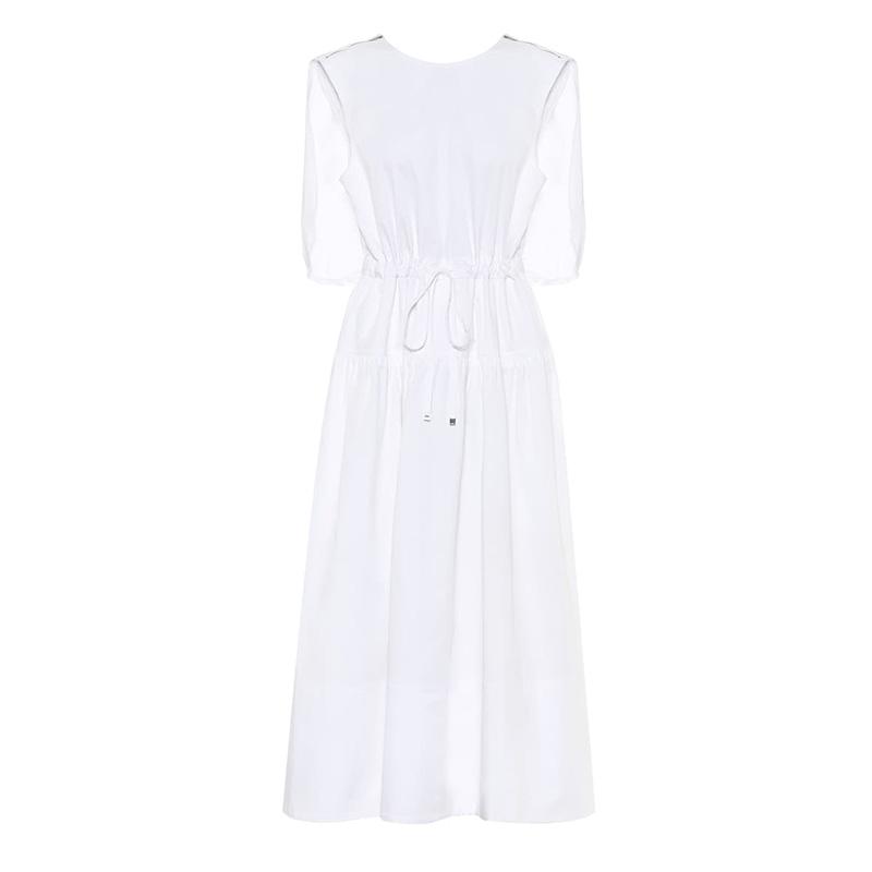 Платье из органического хлопка TIBI