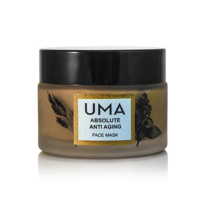 Антивозрастная маска с глиной UMA Absolute Anti Ageing Face Mask