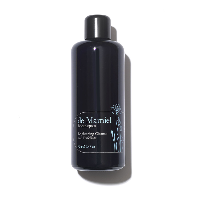 Очищающее средство de Mamiel Brightening Cleanse and Exfoliate