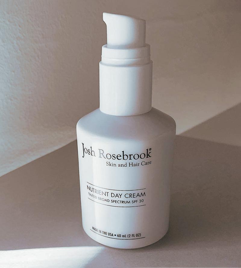 Солнцезащитный крем Josh Rosebrook Nutrient Day Cream SPF 30