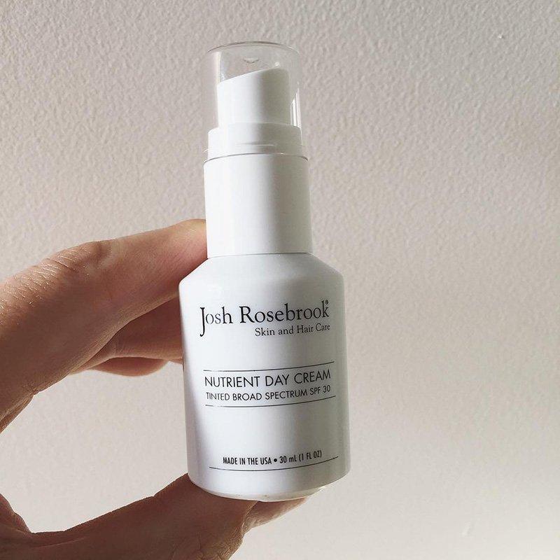 Солнцезащитный крем для лица Josh Rosebrook Nutrient Day Cream SPF 30