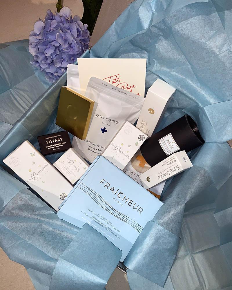 Бьюти-бркс Tati's Pure Love Beauty Box