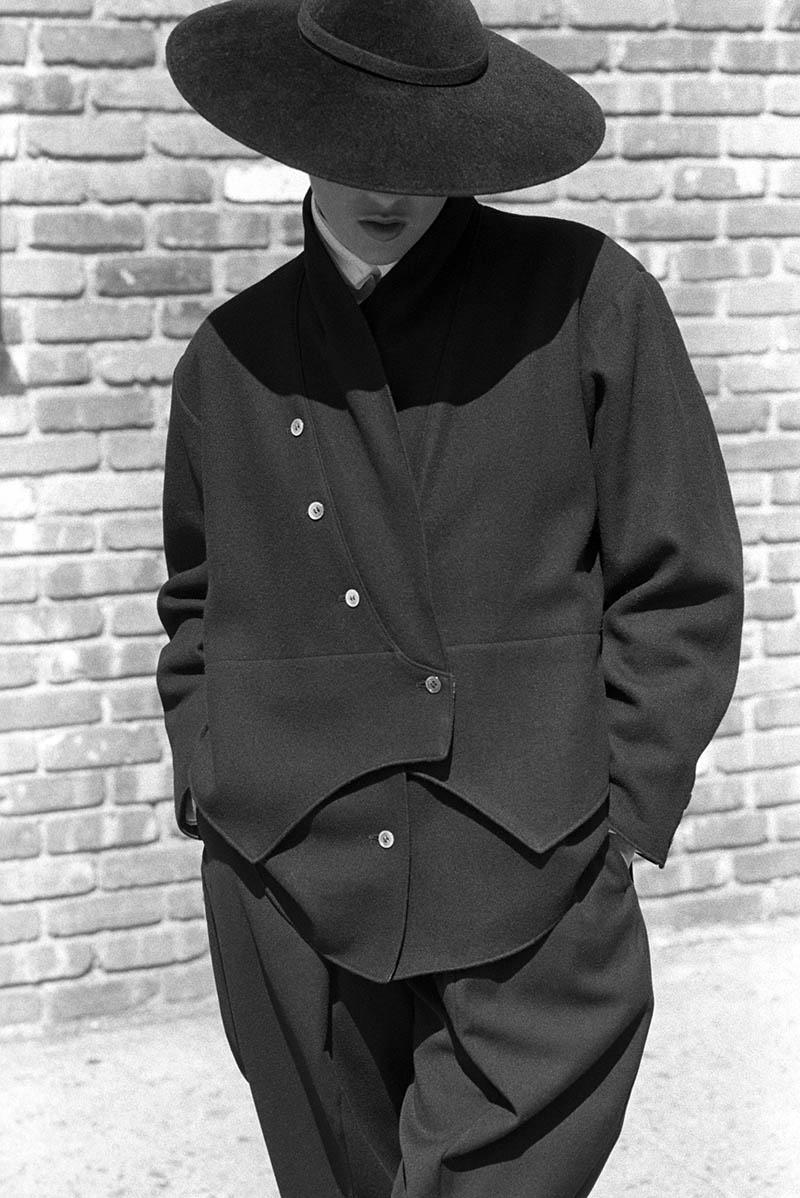 Yohji Yamamoto 1981