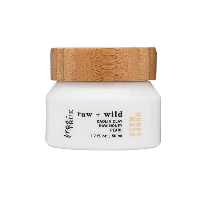 FREE + TRUE Raw + Wild Honey Mask