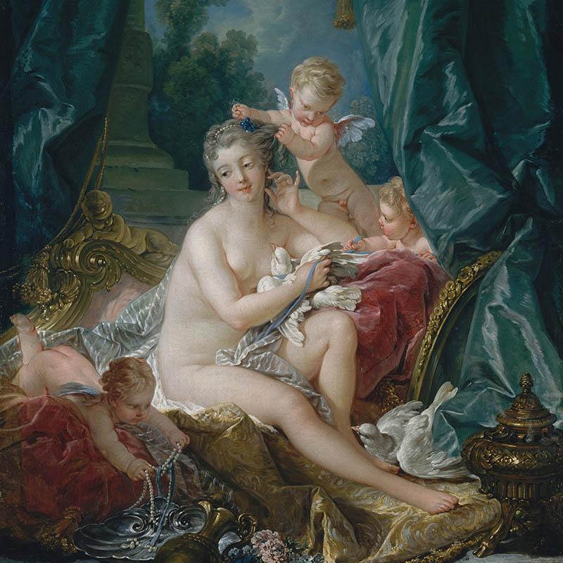 "Франсуа Буше ""Туалет Венеры"""