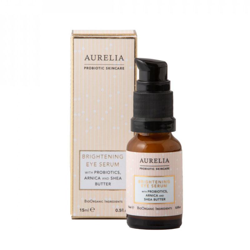 Aurelia Probiotic Skincare Brightening Eye Serum