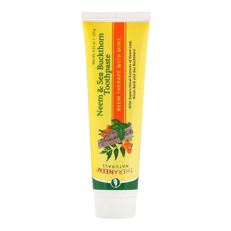ORGANIX SOUTH Neem & Sea Buckthorn Toothpaste