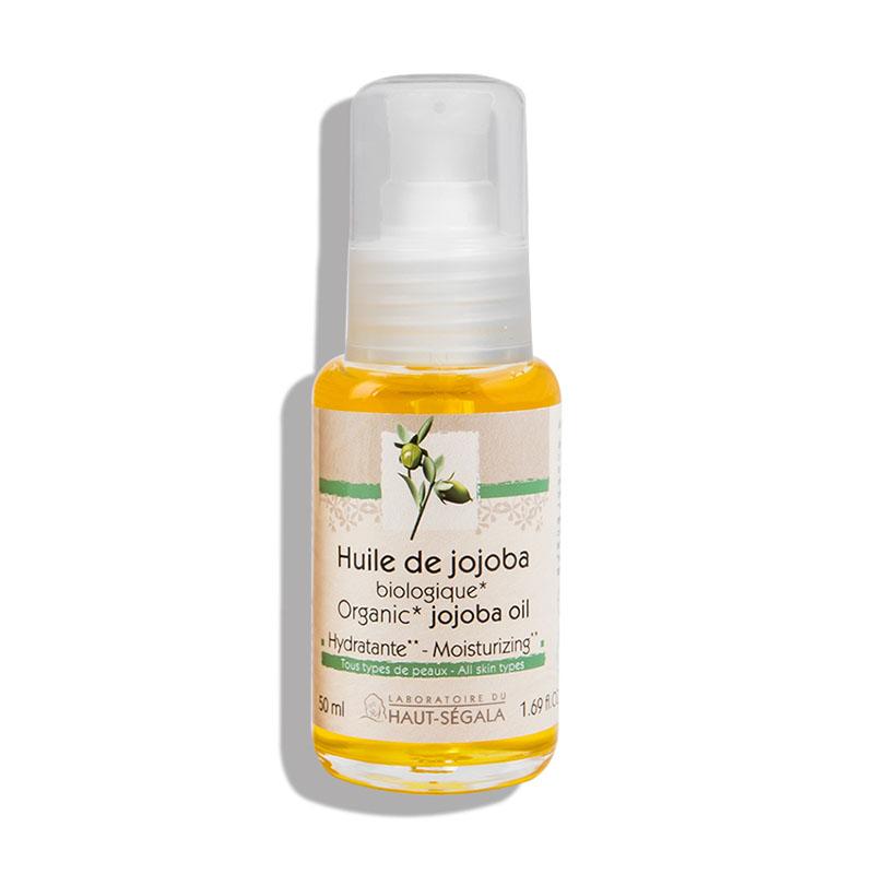 Масло жожоба Laboratoire du Haut-Segala Organic Jojoba Oil