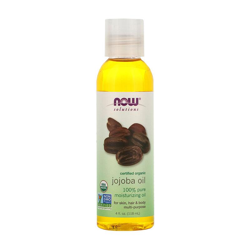 Now Foods Certified Organic Jojoba Oil