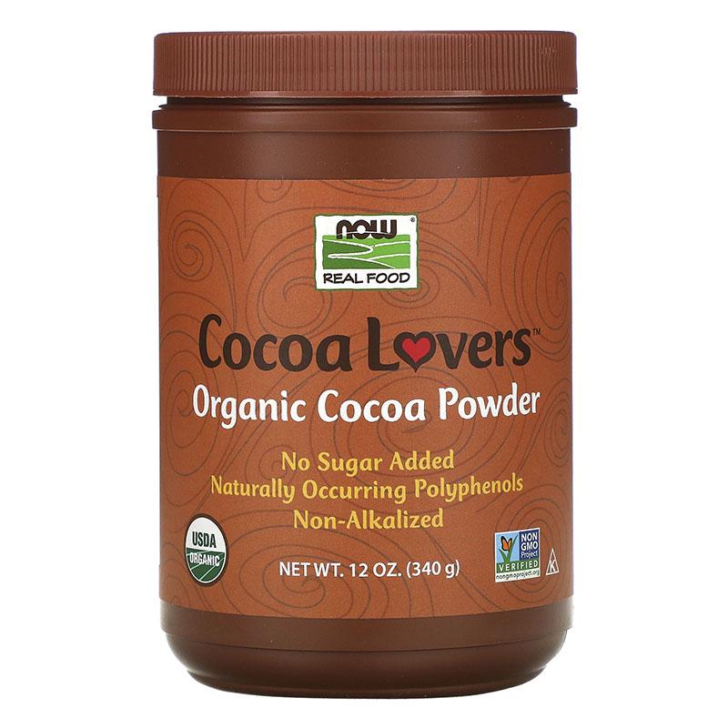 Now Foods, Organic Cocoa Powder