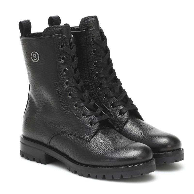 BOGNER New Meribel leather ankle boots