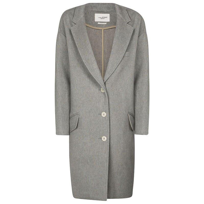 ISABEL MARANT, ÉTOILE Limi wool-blend coat
