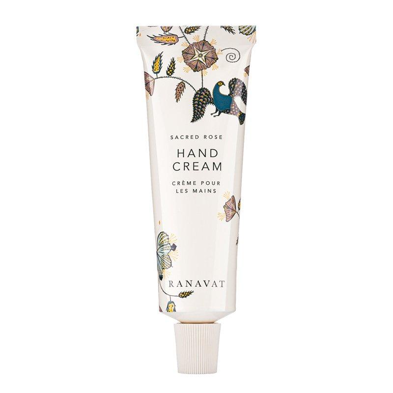 RANAVAT Sacred Rose Hand Cream